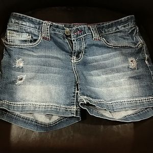 Maurices Jean Shorts 7/8